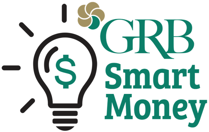 Logo for GRB's Smart Money Financial Wellness resources
