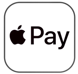 Apple Pay logo for mobile payments