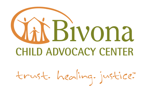 Bivona Child Advocacy Center logo with link