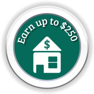 Earn Up To $250