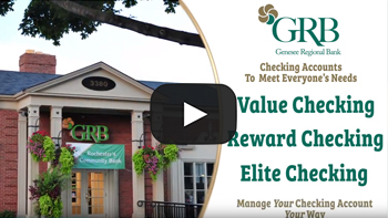 GRB Checking accounts overview video