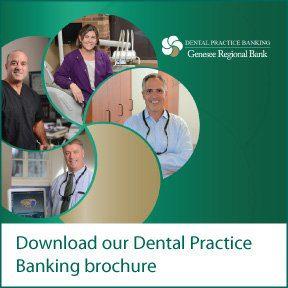 Dental Practice Banking brochure grb
