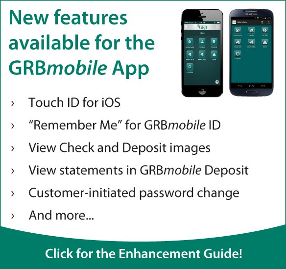 New GRBmobile app features available