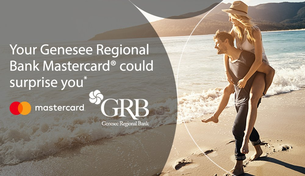 MasterCard Surprises promotional graphic