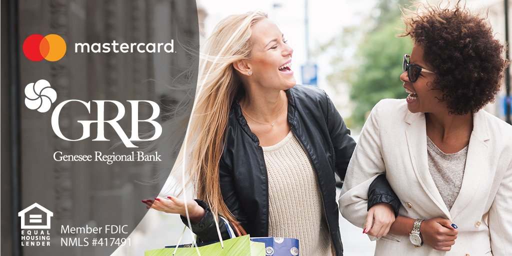 GRB Mastercard debit card