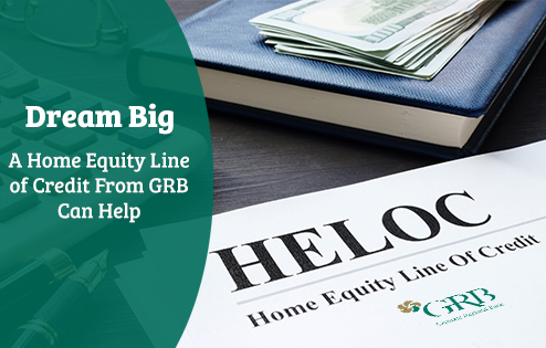 home equity line of credit HELOC GRB
