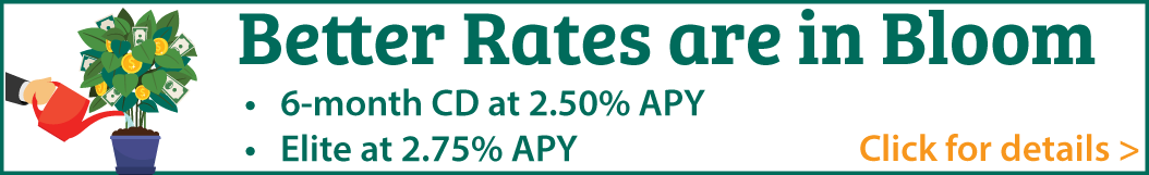 Better Rates are in Bloom