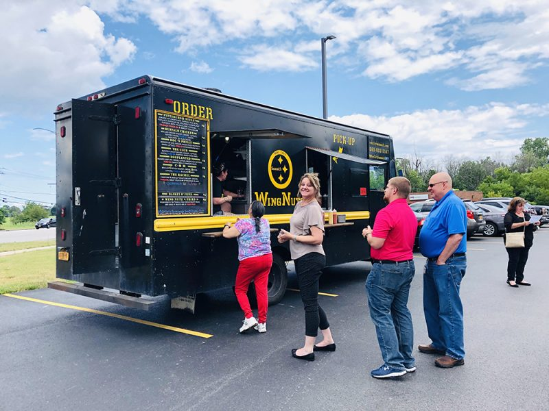 rochester food truck grb