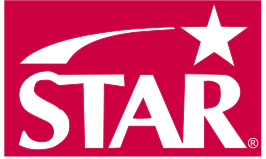 STAR network logo