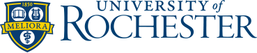 University of Rochester header logo
