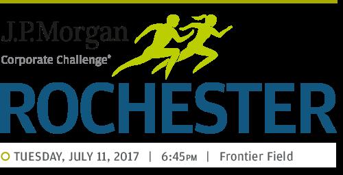 Rochester Corporate Challenge logo