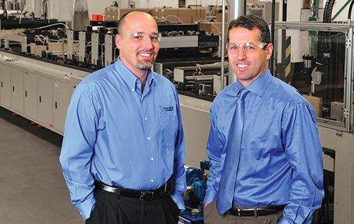 Chad Buchta and John Ferber - Pactech, Inc.