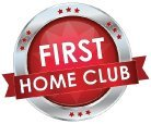first home club program logo