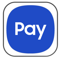 Samsung Pay digital wallet logo