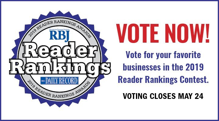 Vote Now Reader Rankings graphic