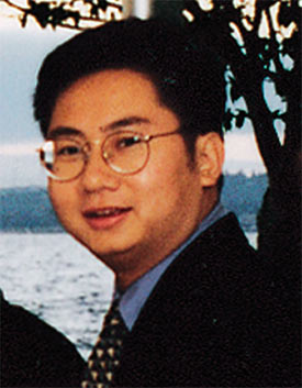 "Zhe ""Zack"" Zeng lost his life on 9/11"